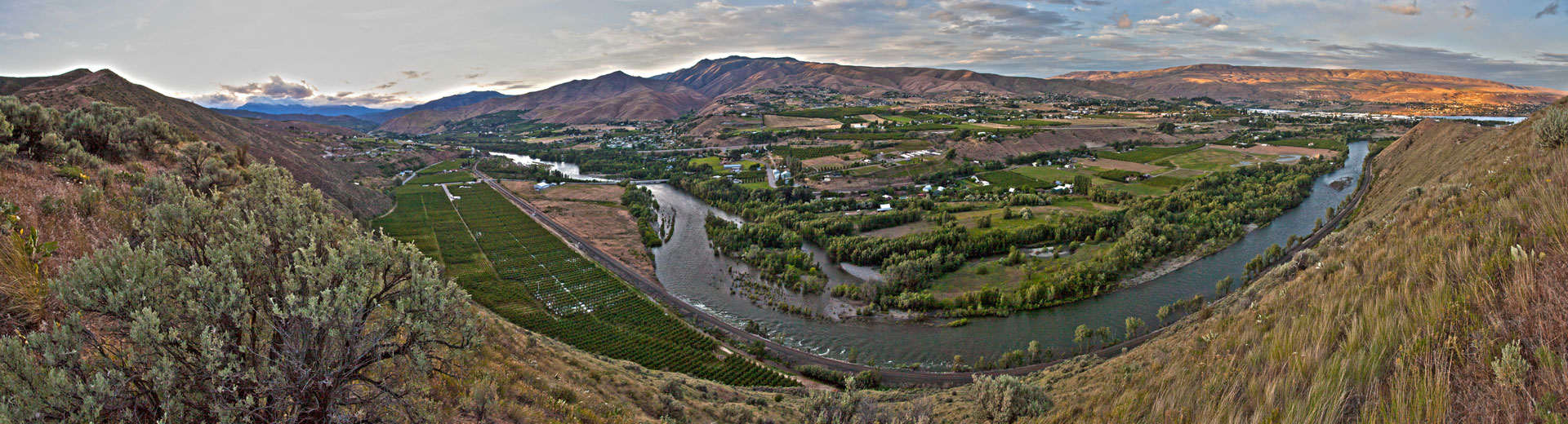 Cascadia Conservation District in Chelan County
